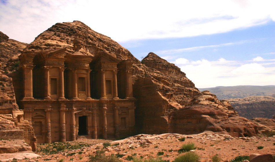 Rondreis Petra, Aqaba, Wadi Rum - Diving Holidays