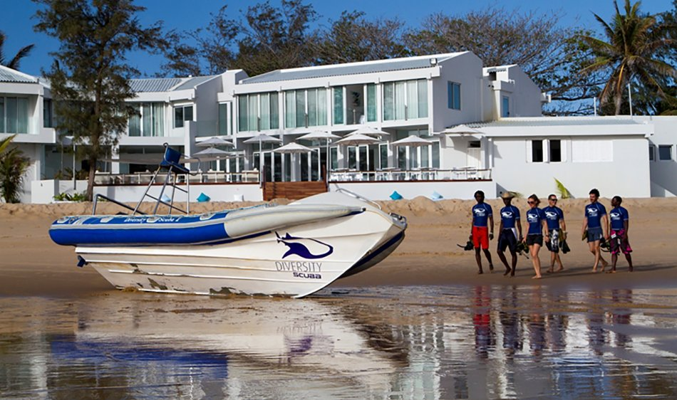 Hotel Tofo Mar - Diving Holidays