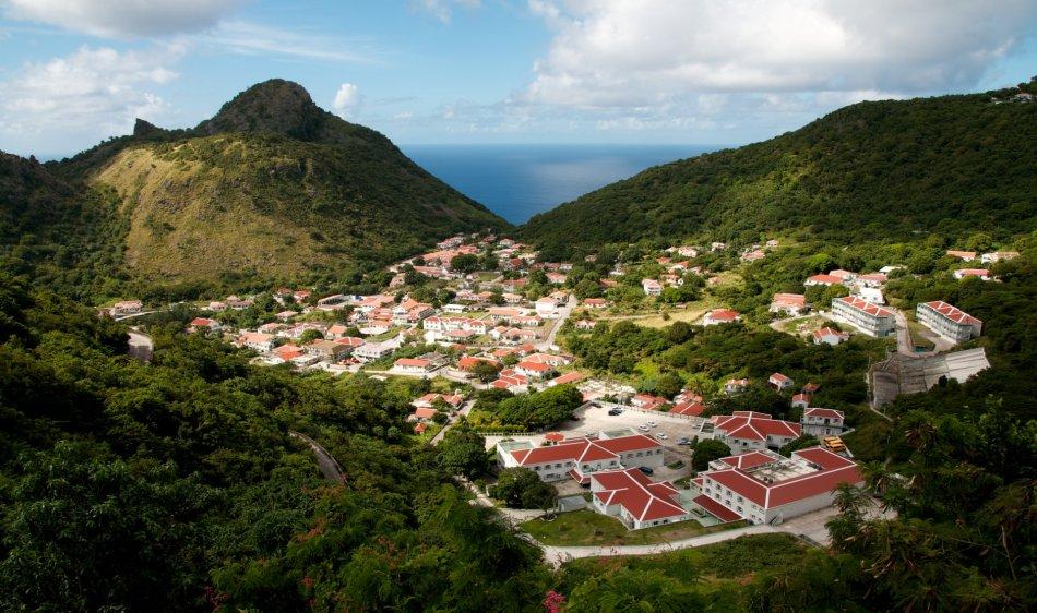 Saba - Diving Holidays