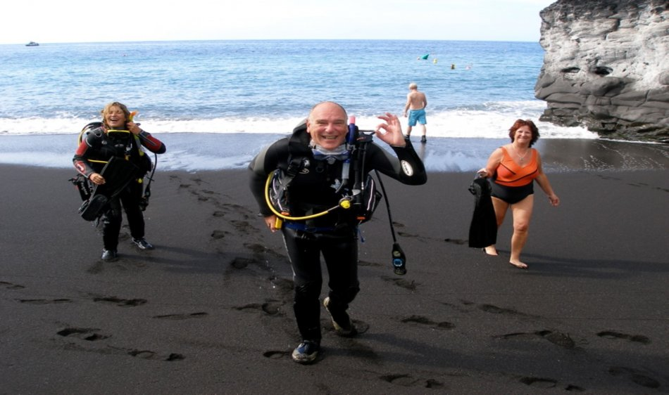 Canarische eilanden - Diving Holidays