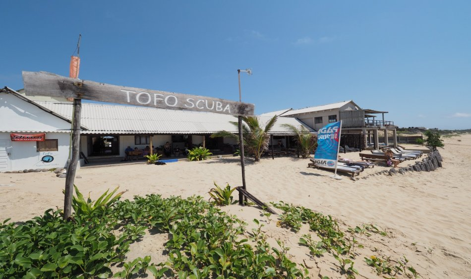Tofo - Diving Holidays