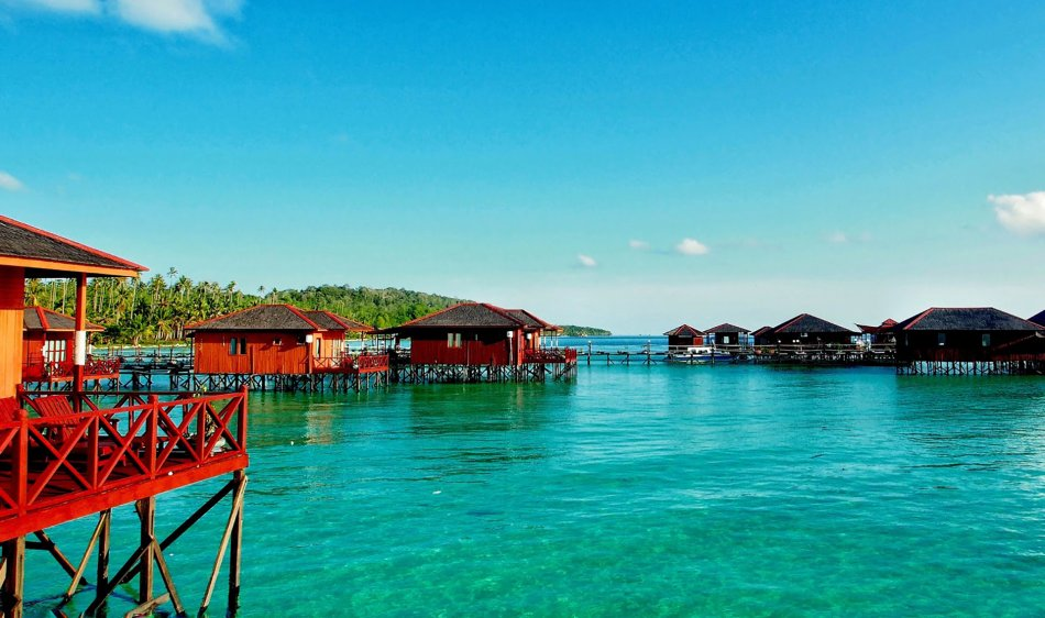 Maratua Paradise Resort - Diving Holidays