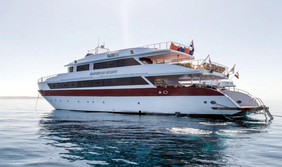MV Emperor Echo - Diving Holidays