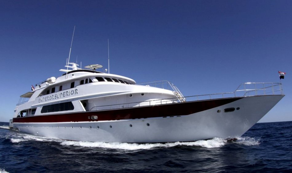 Egypte Liveaboards- Diving Holidays