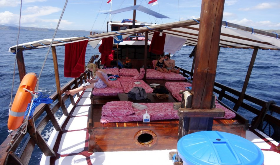 Weta Molas Liveaboard - Diving Holidays