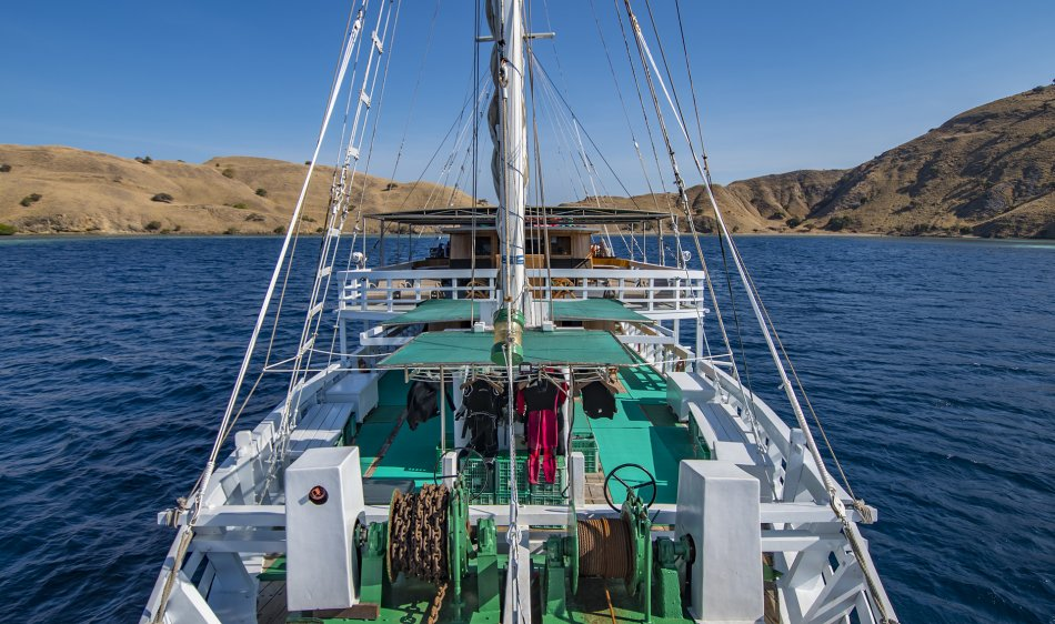 MV Pindito - Diving Holidays