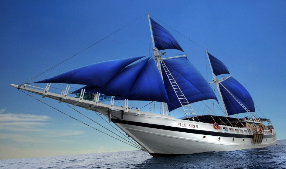 SY Palau Siren Liveaboard - Diving Holidays