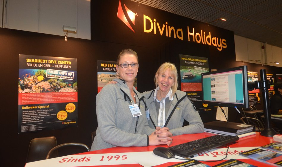 Ons team - Diving Holidays
