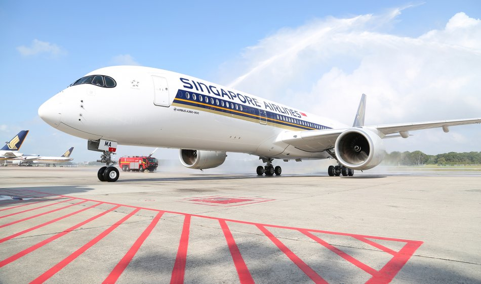 Singapore Airlines - Diving Holidays