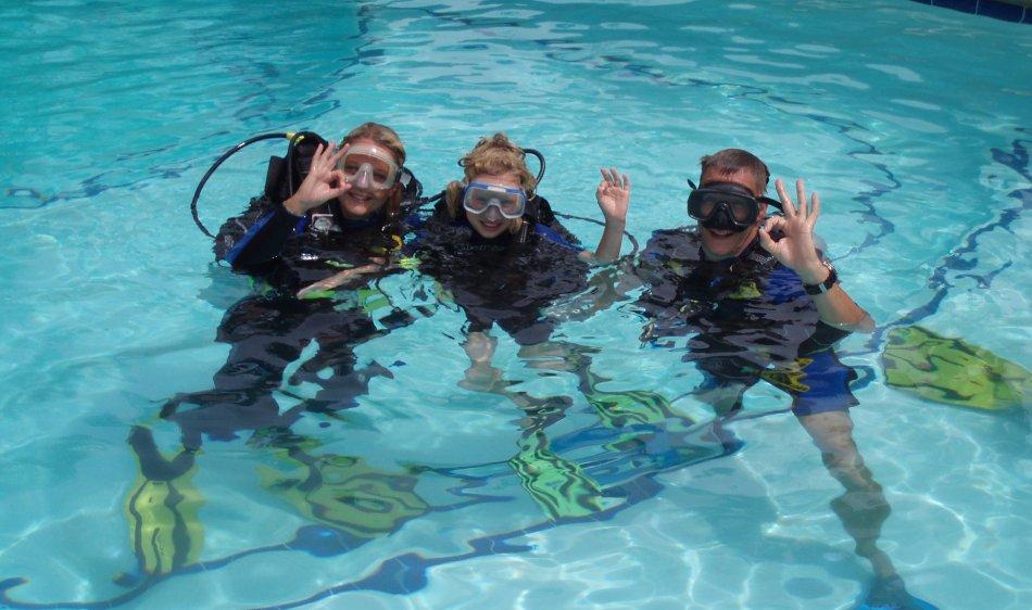 Leren duiken - Diving Holidays