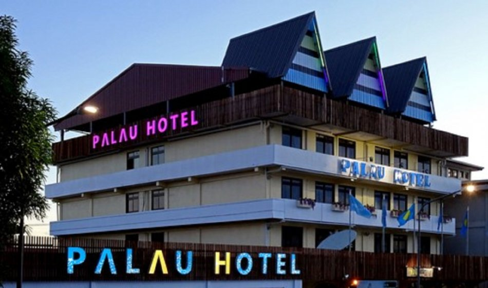 Palau Hotel - Diving Holidays