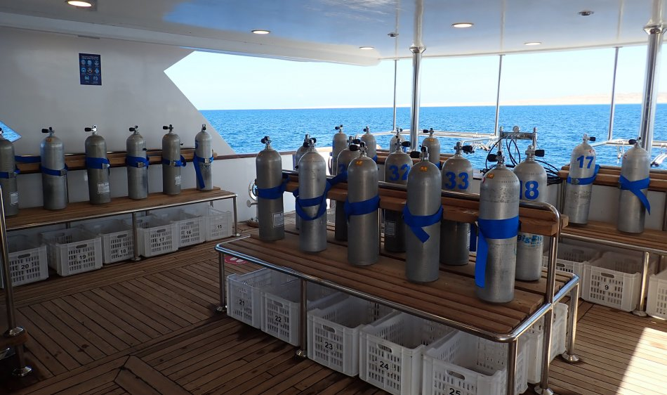 MY Big Blue Liveaboard - Diving Holidays