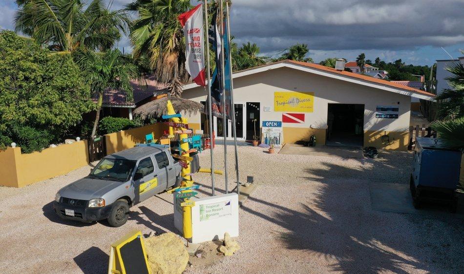 Tropical Inn Bonaire - Diving Holidays