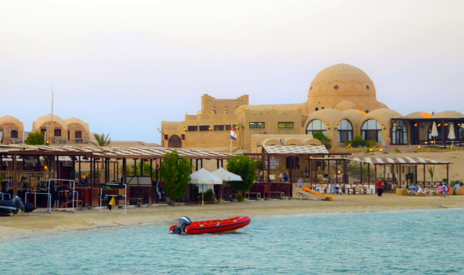 Red Sea Diving Safari / Marsa Shagra - Diving Holidays