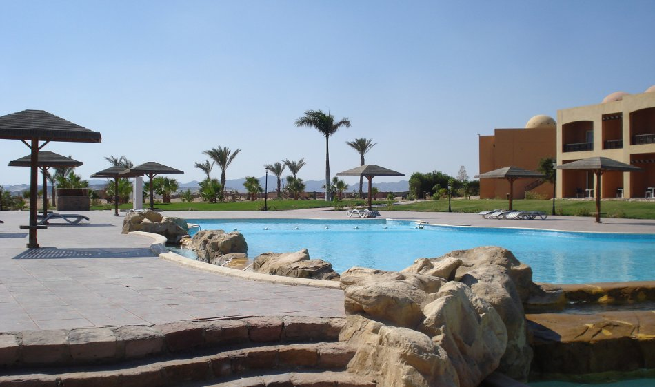 Wadi Lahmy Azur Hotel - Diving Holidays
