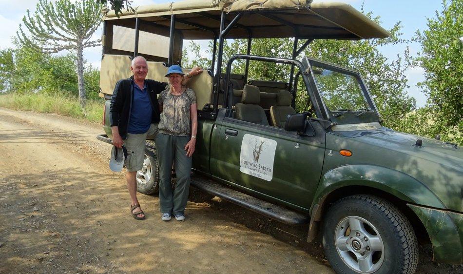 Bushwise Safari Lodge - Diving Holidays