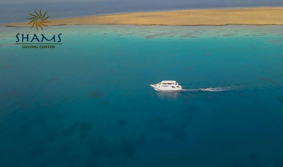 Shams Alam Beach Resort - Diving Holidays