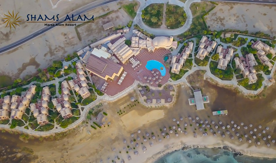 Shams Alam Beach Resort - Diving Holidays