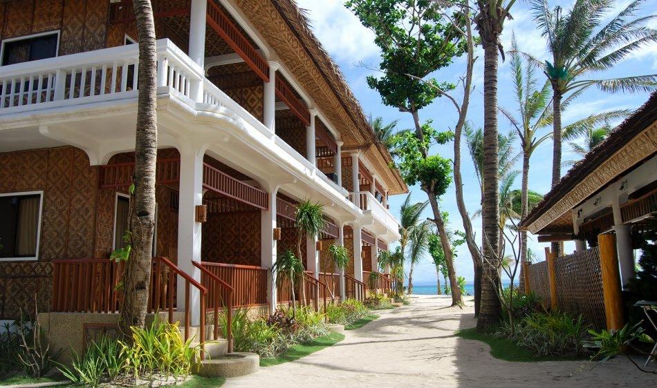 Malapascua Exotic Island Dive en Beach Resort