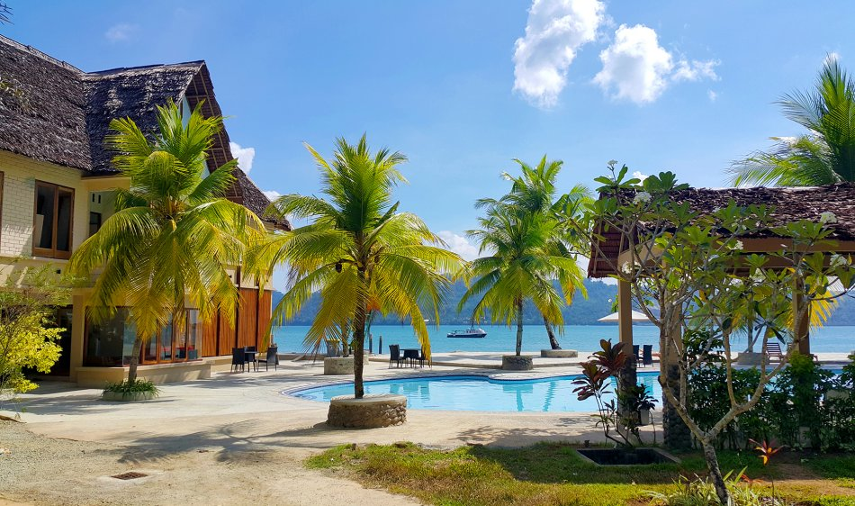 Maluku Resort & Spa - Diving Holidays