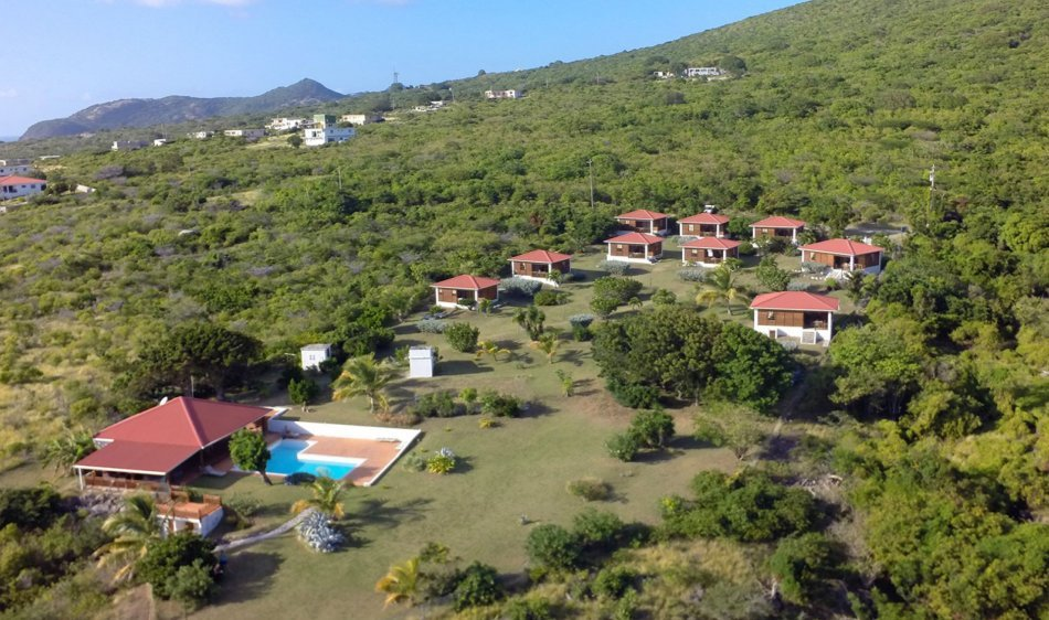 Statia Lodge - Diving Holidays