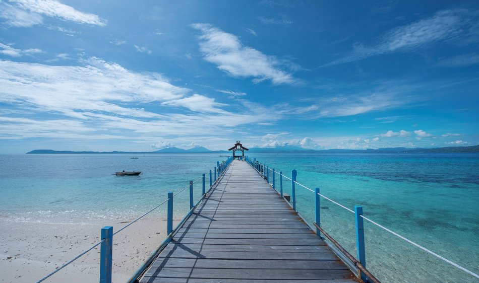 Gangga Island Resort - Diving Holidays