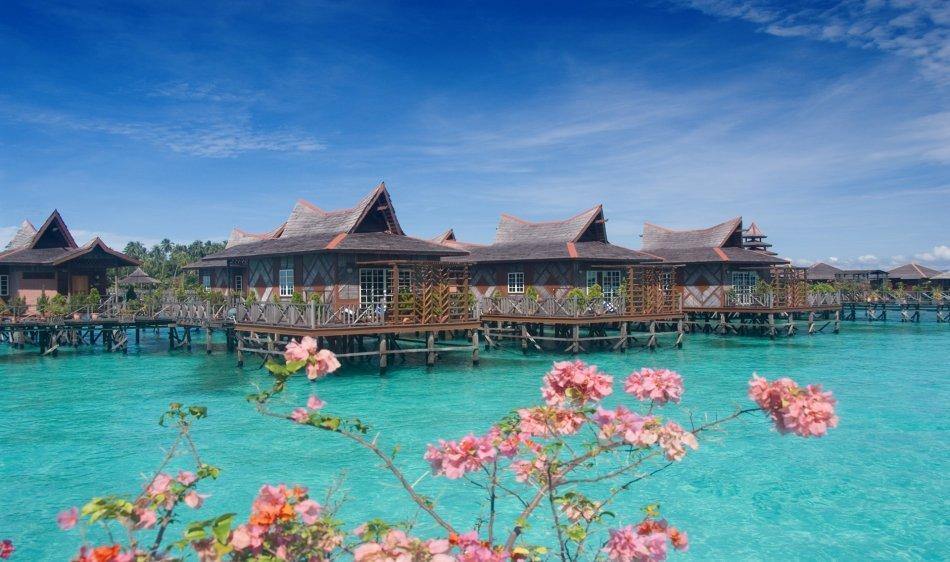 Sipadan Mabul Resort - Diving Holidays