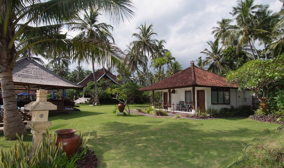 Lotus Bungalows - Diving Holidays