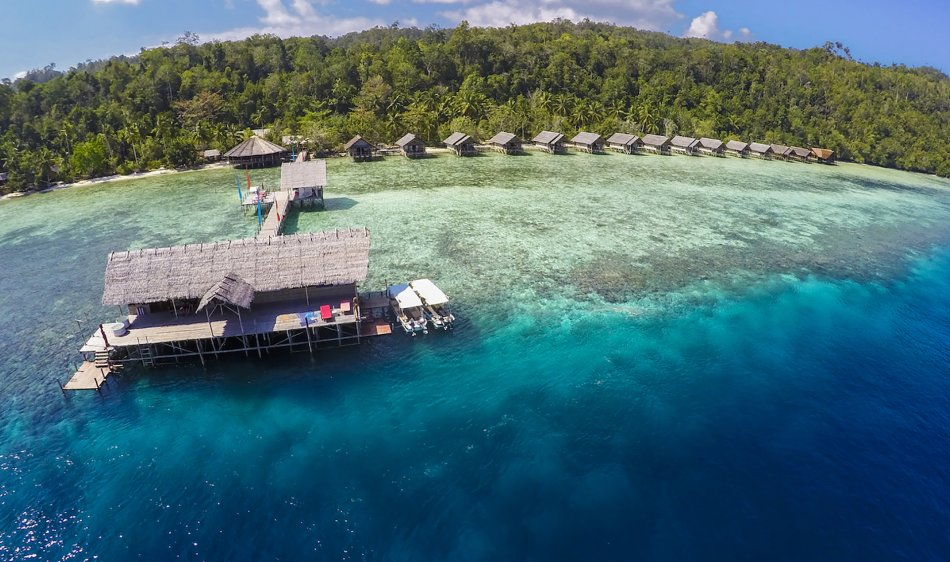 Papua Explorers Dive Resort - Diving Holidays