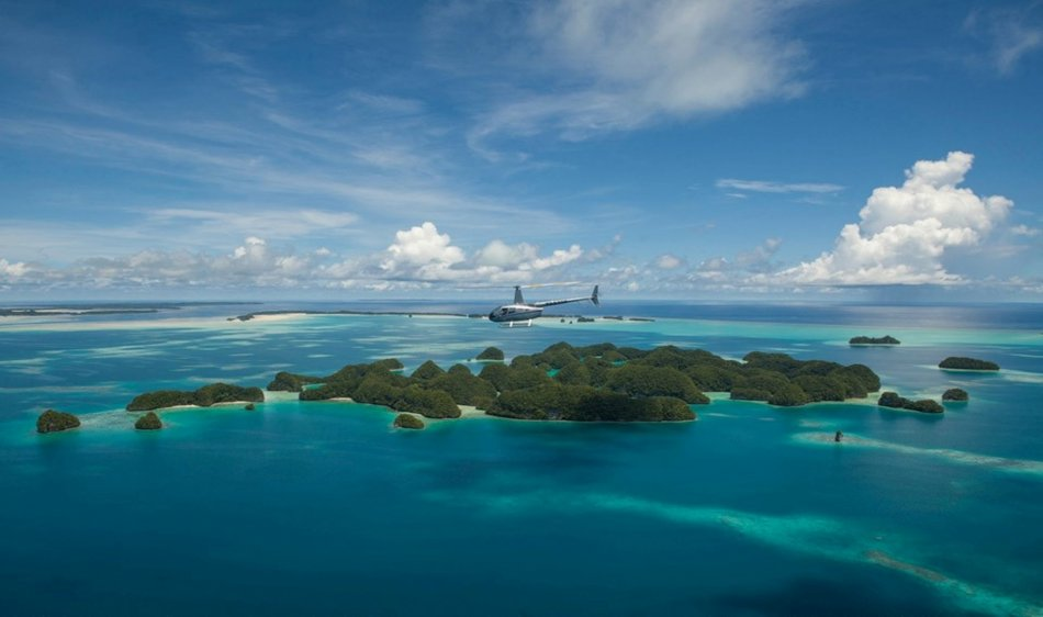 Palau - Diving Holidays